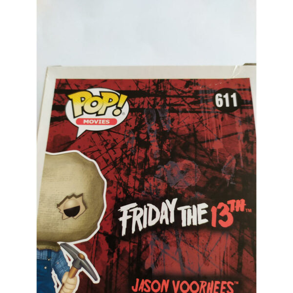 Figurine Pop Friday the 13th Jason Voorhees 611 (not mint) 3