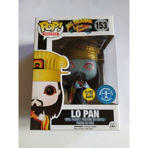 Figurine Pop Big Trouble in Little China 153 Lo Pan GITD 1