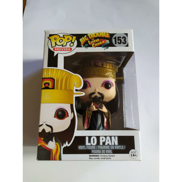 Figurine Pop Big Trouble in Little China 153 Lo Pan (not mint) 1