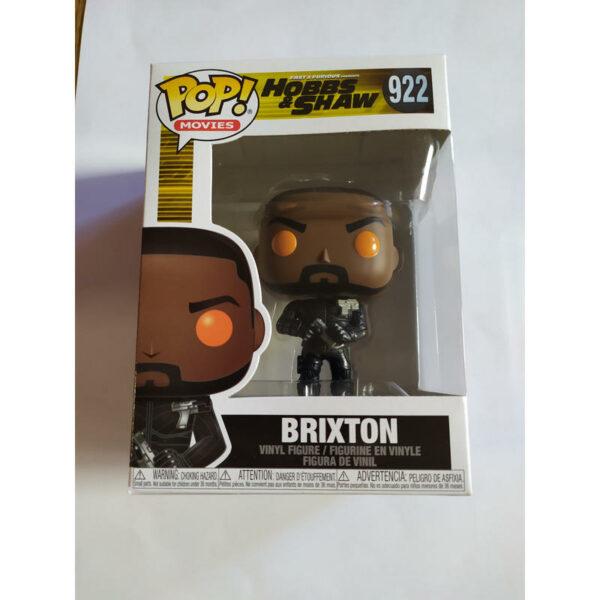 Figurine Pop Fast & Furious Hobbs & Shaw 922 Brixton
