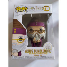 Figurine Pop Harry Potter 115 Albus Dumbledore with baby Harry