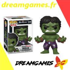 Figurine Pop Marvel Avengers 629 Hulk