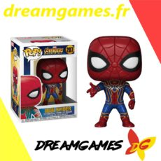 Figurine Pop Avengers Infinity War 287 Iron Spider