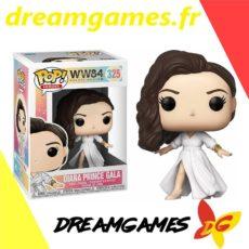 Figurine Pop Wonder Woman 325 Diana Prince Gala