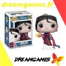 Figurine Pop Disney 323 Mulan