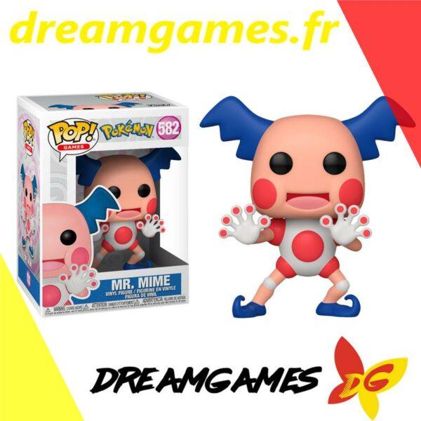 Figurine Pop Pokemon 582 Mr Mime