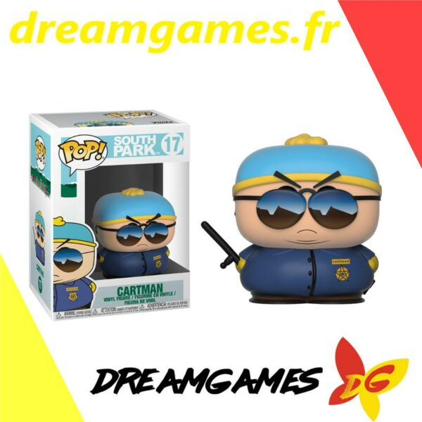 Figurine Pop South Park 17 Cartman