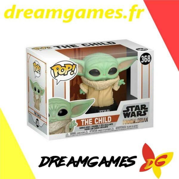 Figurine Pop Star Wars The Mandalorian 368 The Child