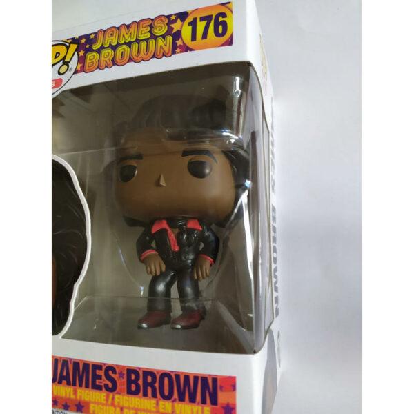 Figurine Pop Rocks 176 James Brown (not mint) 1