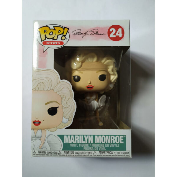 Figurine Pop Icons 24 Marilyn Monroe