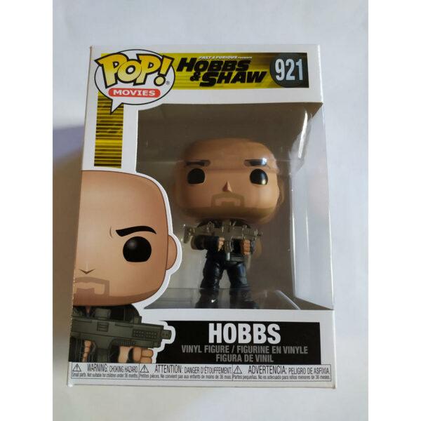 Figurine Pop Fast & Furious Hobbs & Shaw 921 Hobbs