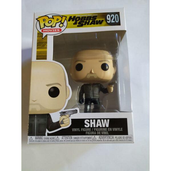 Figurine Pop Fast & Furious Hobbs & Shaw 920 Shaw