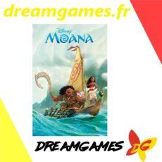 Poster Moana Vaiana Boat 61 x 91,5 cm