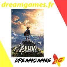 Poster Zelda Breath of the Wild 61 x 91,5 cm