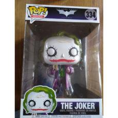 "Figurine Pop The Dark Knight Trilogy 334 The Joker (10"")"