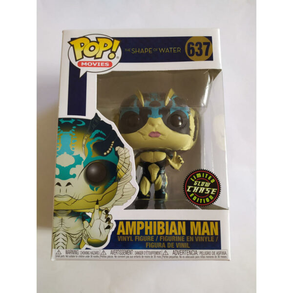 Figurine Pop Shape of Water 637 Amphibian Man Chase 1