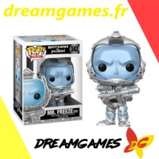Figurine Pop Batman & Robin 342 Mr Freeze