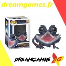 Figurine Pop Fantastic Beasts 21 Chupacabra open mouth