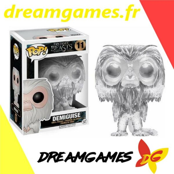 Figurine Pop Fantastic Beasts 11 Demiguise invisible