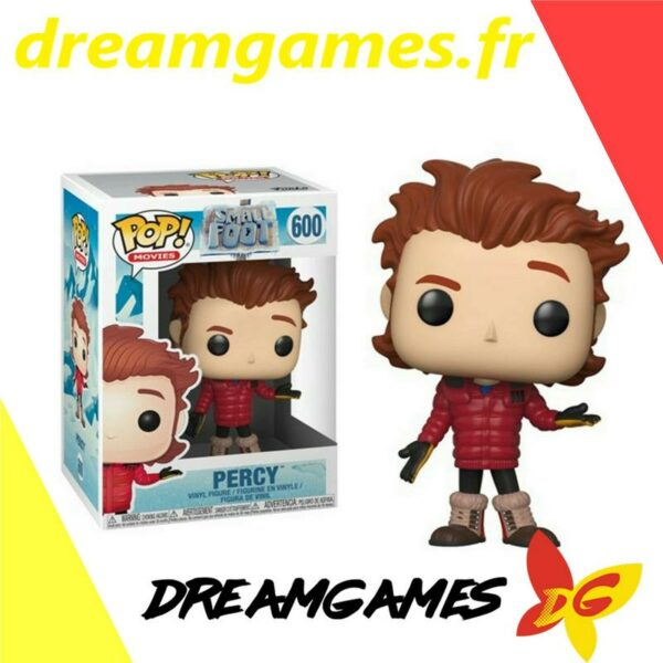 Figurine Pop Small Foot 600 Percy