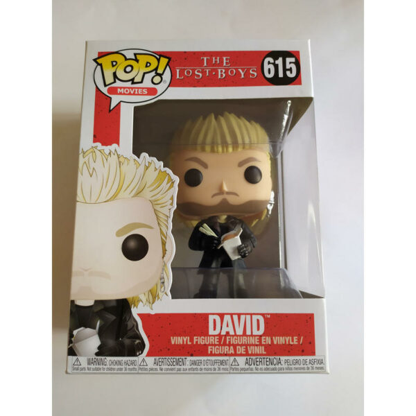Figurine Pop The Lost Boys 615 David 1