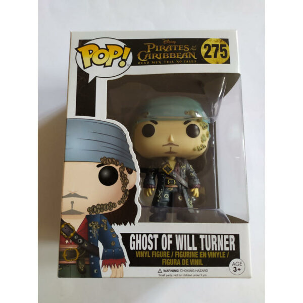 Figurine Pop Pirates of the Caribbean 275 Ghost of Will Turner 1