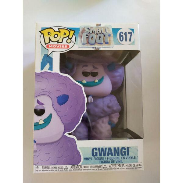 Figurine Pop Small Foot 617 Gwangi 1