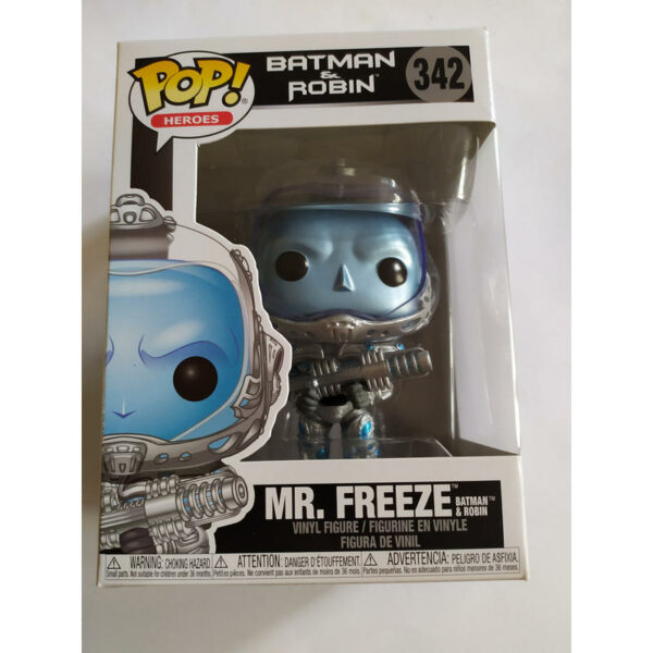 Figurine Pop Batman & Robin 342 Mr Freeze 1