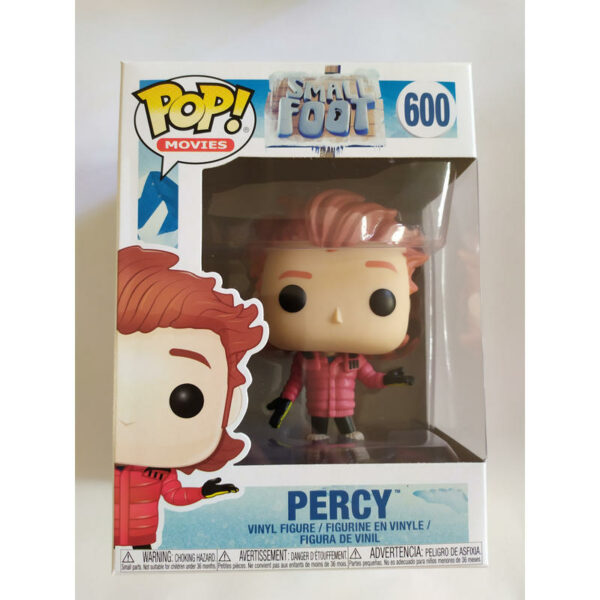Figurine Pop Small Foot 600 Percy 1