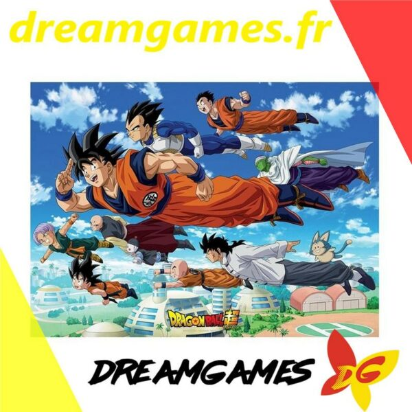 Poster Dragon Ball Super 91,5 x 61 cm