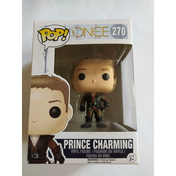 Figurine Pop Once Upon a Time 270 Prinche Charming