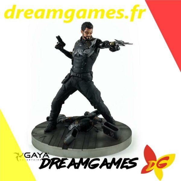 Deus Ex Statue Adam Jensen PVC 21 cm