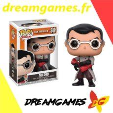 Figurine Pop Team Fortress 2 Medic 249