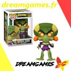 Figurine Pop Crash Bandicoot 534 Nitros Oxide