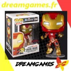 Figurine Pop Avengers 634 Iron Man Gamerverse