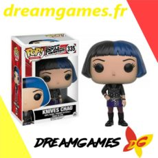 Figurine Pop Scott Pilgrim 335 Knives Chau
