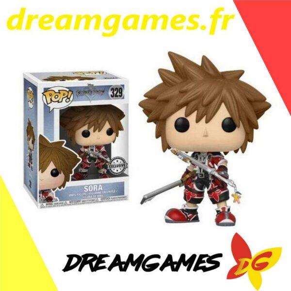 Figurine Pop Kingdom Hearts 329 Sora Brave Form