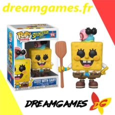 Figurine Pop Spongebob Squarepants 916 with Gary