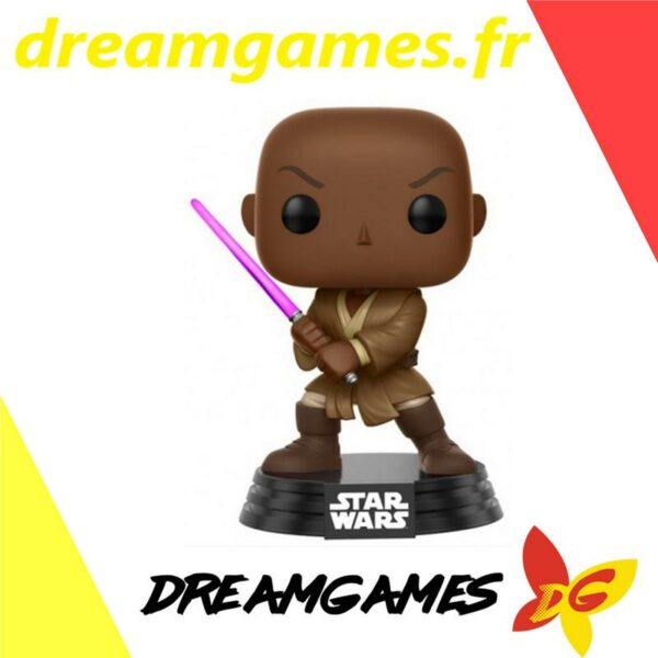 Figurine Pop Star Wars 172 Mace Windu