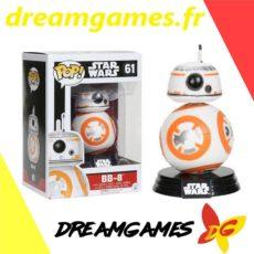 Figurine Pop Star Wars 61 BB-8