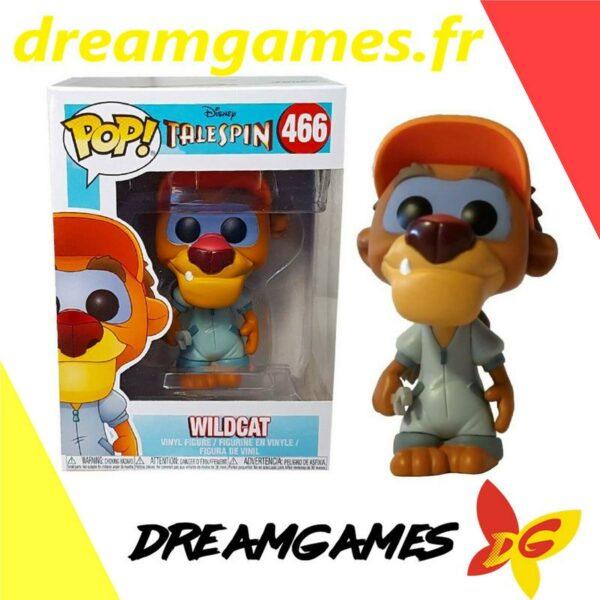 Figurine Pop Talespin 466 Wildcat