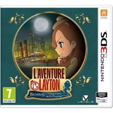 L'aventure Layton 3DS