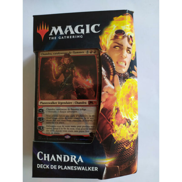 Magic the Gathering CHANDRA Deck de Planeswalker Edition 2021