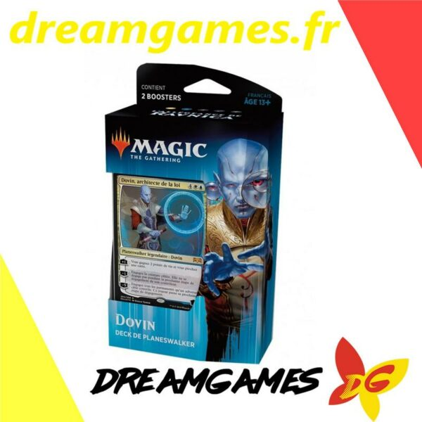 Magic the Gathering Deck de Planeswalker Dovin