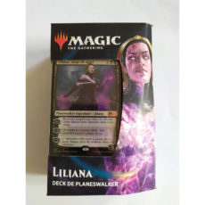 Magic the Gathering LILIANA Deck de Planeswalker Edition 2021