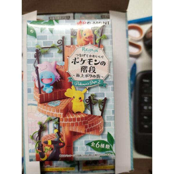 Pokemon Staircase mini-figurine (boîte mystère) 1