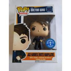Figurine Pop Doctor Who 302 Jack Harkness