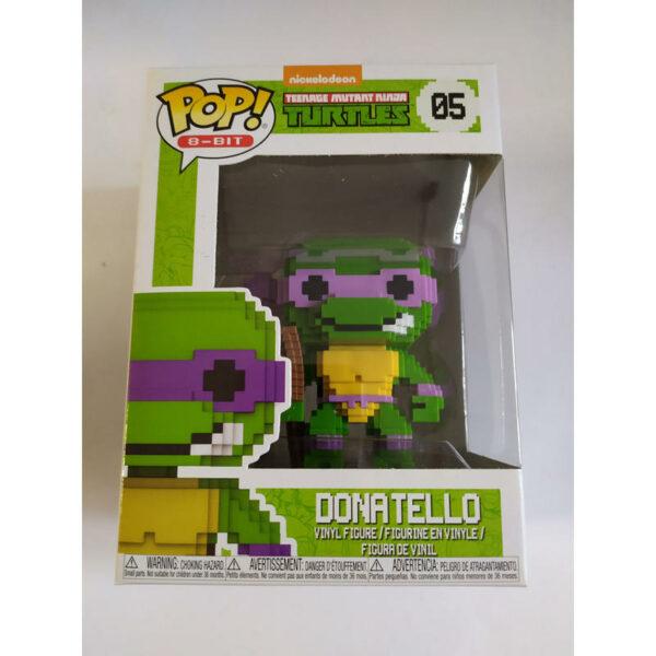 Figurine Pop TMNT 05 Donatello 8-bit 1