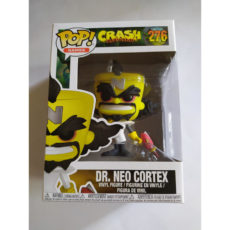 Figurine Pop Crash Bandicoot 276 Dr Neo Cortex