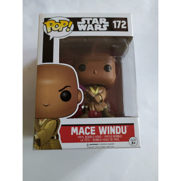 Figurine Pop Star Wars 172 Mace Windu 1